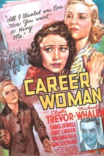 Poster of Career Woman