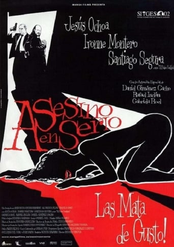 Poster of I Murder Seriously