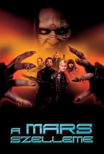 Poster of A Mars szelleme