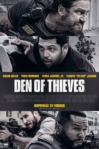 Poster of Den of Thieves