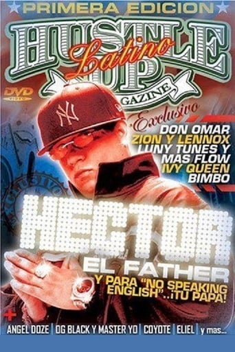 Poster of Hustle Up Latino