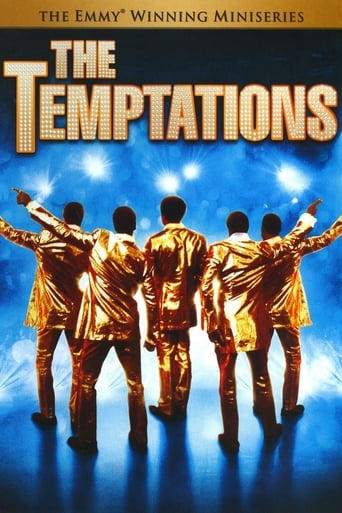 Poster of The Temptations