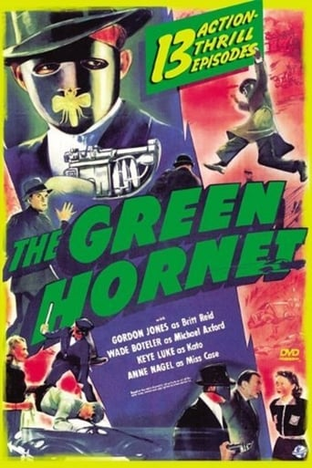 Poster of The Green Hornet