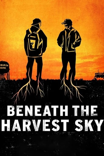 Beneath the Harvest Sky (2013) - poster