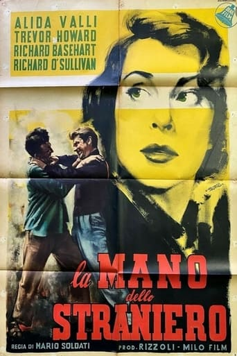 Poster of The Stranger's Hand