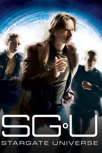 Poster of Stargate Universe
