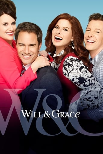 poster Will and Grace 10ª Temporada Torrent (2018) Legendado HDTV 720p | 1080p – Download
