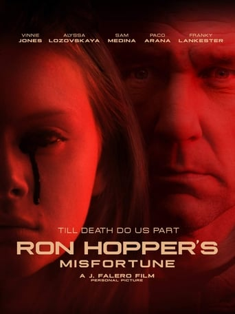 Ron Hopper's Misfortune Poster