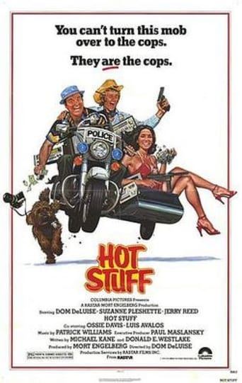 Poster of Hot Stuff