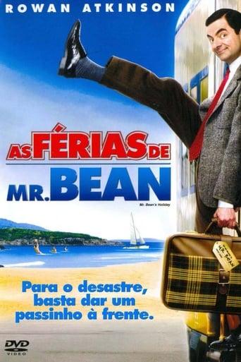 Mr Bean em Férias