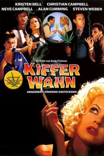 Poster of Reefer Madness: The Movie Musical