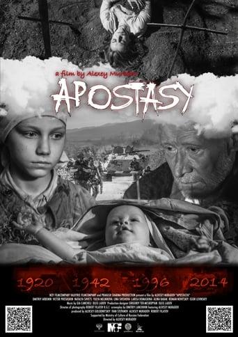 Poster of Apostasy