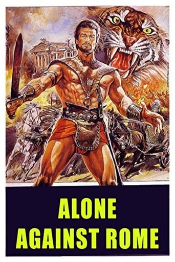 Poster of Alone Against Rome