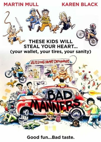 Poster of Bad Manners