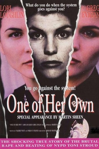 Poster of One of Her Own