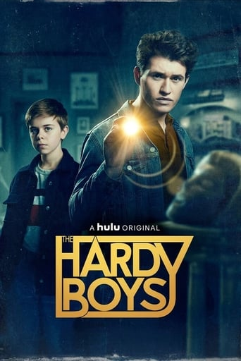 The Hardy Boys Poster