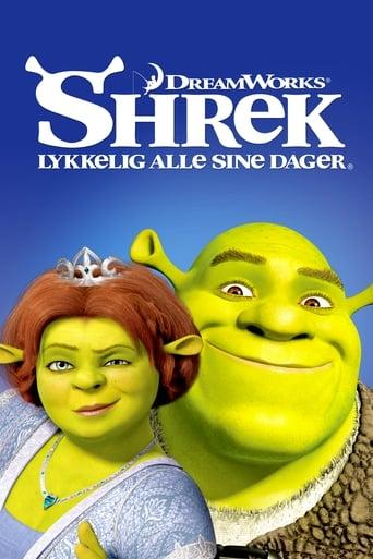 Shrek – Lykkelig alle sine dager