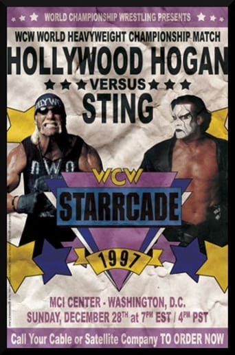 Watch WCW Starrcade 1997 Full Movie Online Putlockers