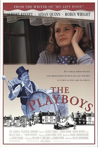 Poster of The Playboys
