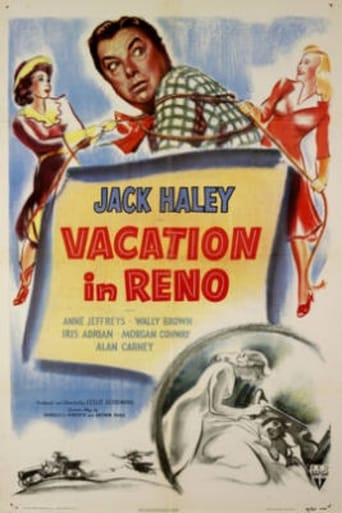 Poster of Vacation in Reno