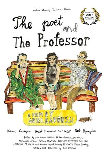 Poster of The Poet and the Professor