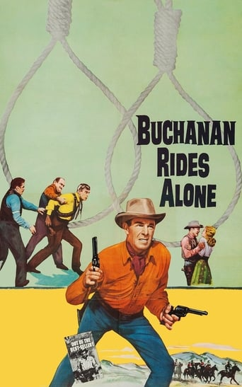 Poster of Buchanan Rides Alone