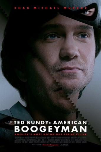 Ted Bundy: American Boogeyman Poster