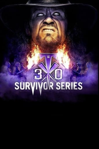 Poster of WWE Survivor Series 2020