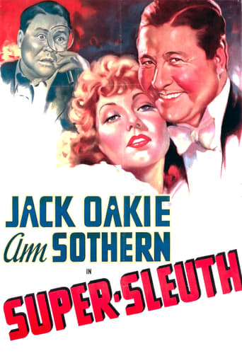 Poster of Super-Sleuth