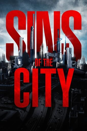 Poster Sins of the City