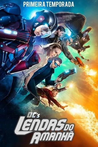 Lendas do Amanhã 1ª Temporada - Poster