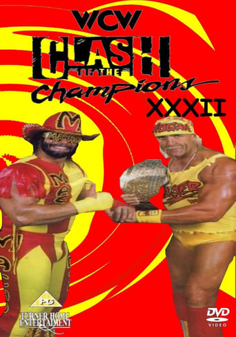 Poster of WCW Clash of the Champions XXXII
