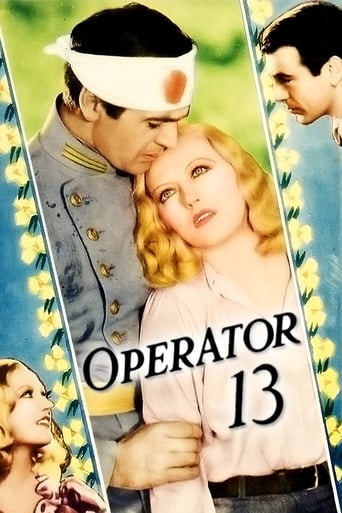Poster of Operator 13