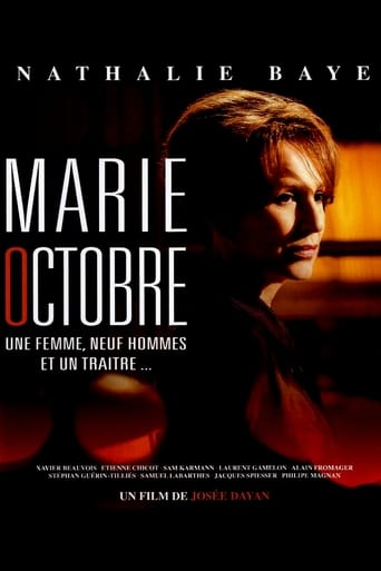 Poster of Marie-Octobre