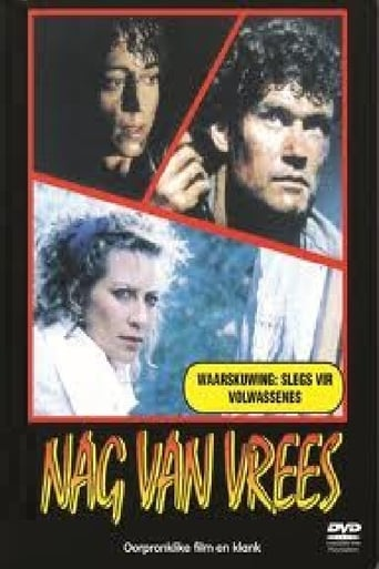 Poster of Nag van Vrees