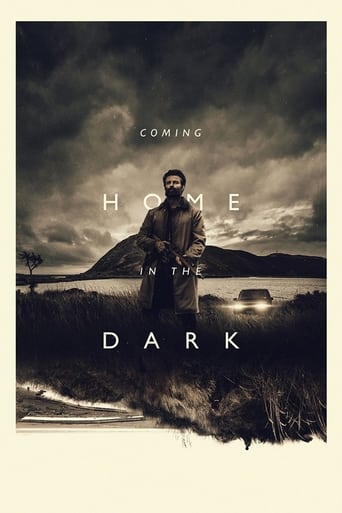 Poster Coming Home in the Dark
