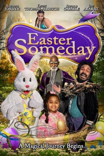 Poster Easter Someday