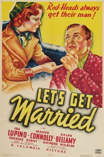 Watch Let's Get Married 1937 full online free