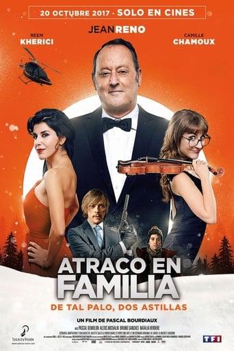 Poster of Atraco en Familia
