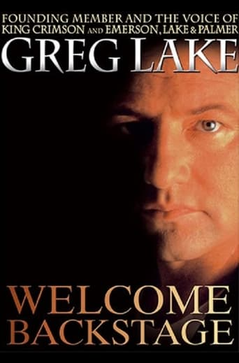 Greg Lake: Welcome Backstage Movie Poster