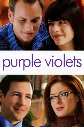 Poster of Purple Violets