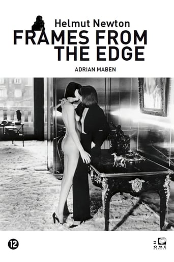Poster of Helmut Newton: Frames from the Edge