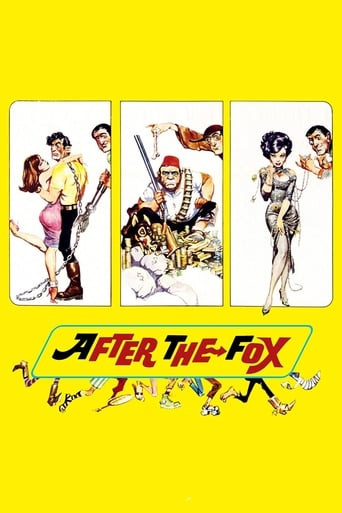 Poster of After the Fox