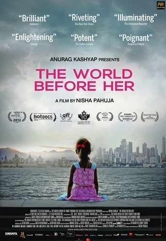 Poster of The World Before Her