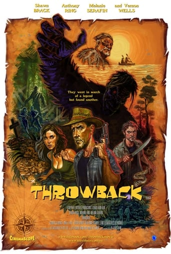 Poster of Throwback