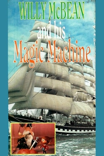 Poster of Willy McBean and His Magic Machine