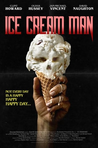 Ice Cream Man Poster