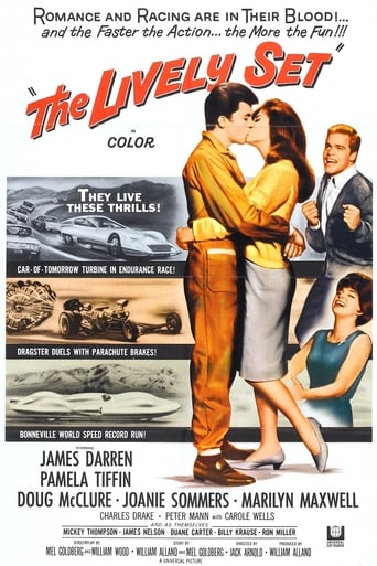Poster of The Lively Set