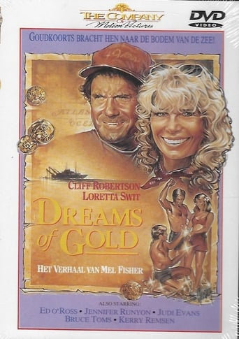 Poster of Dreams of Gold: The Mel Fisher Story