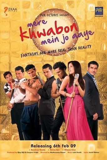 Poster of Mere Khwabon Mein Jo Aaye